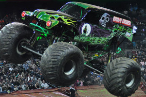 Randy Brown - Grave Digger - Columbus Monster Jam 2013Randy Brown - Grave Digger - Columbus Monster Jam 2013