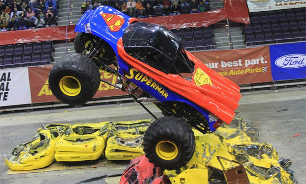 Photo By: David Kranak - MonsterJam.com