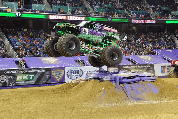 (Photos By: Dave DeAngelis - MonsterJam.com)